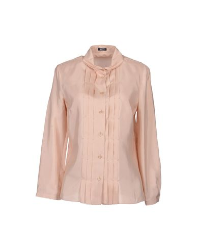 JIL SANDER NAVY - Silk shirt and top