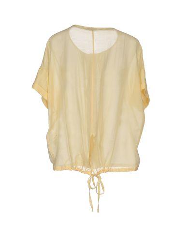 dernières collections Shirts Cas D'or Et Blouses Lisses chaud vYrM09ERrm