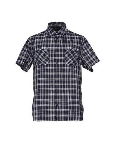 Armani Jeans Chemise À Carreaux Footlocker à vendre nouvelle remise à bas prix sneakernews discount Vr9sLm7Q