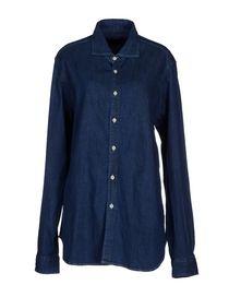 ELEVENTY - Denim shirt