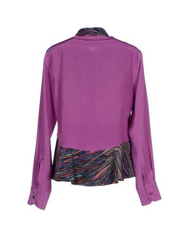 Livraison gratuite Footlocker achats en ligne Chemises Et Blouses De Leitmotiv Soie réal vente parfaite 6ewmBtT