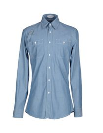 ALEXANDER MCQUEEN - Denim shirt