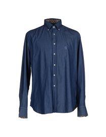 DAKS LONDON - Denim shirt