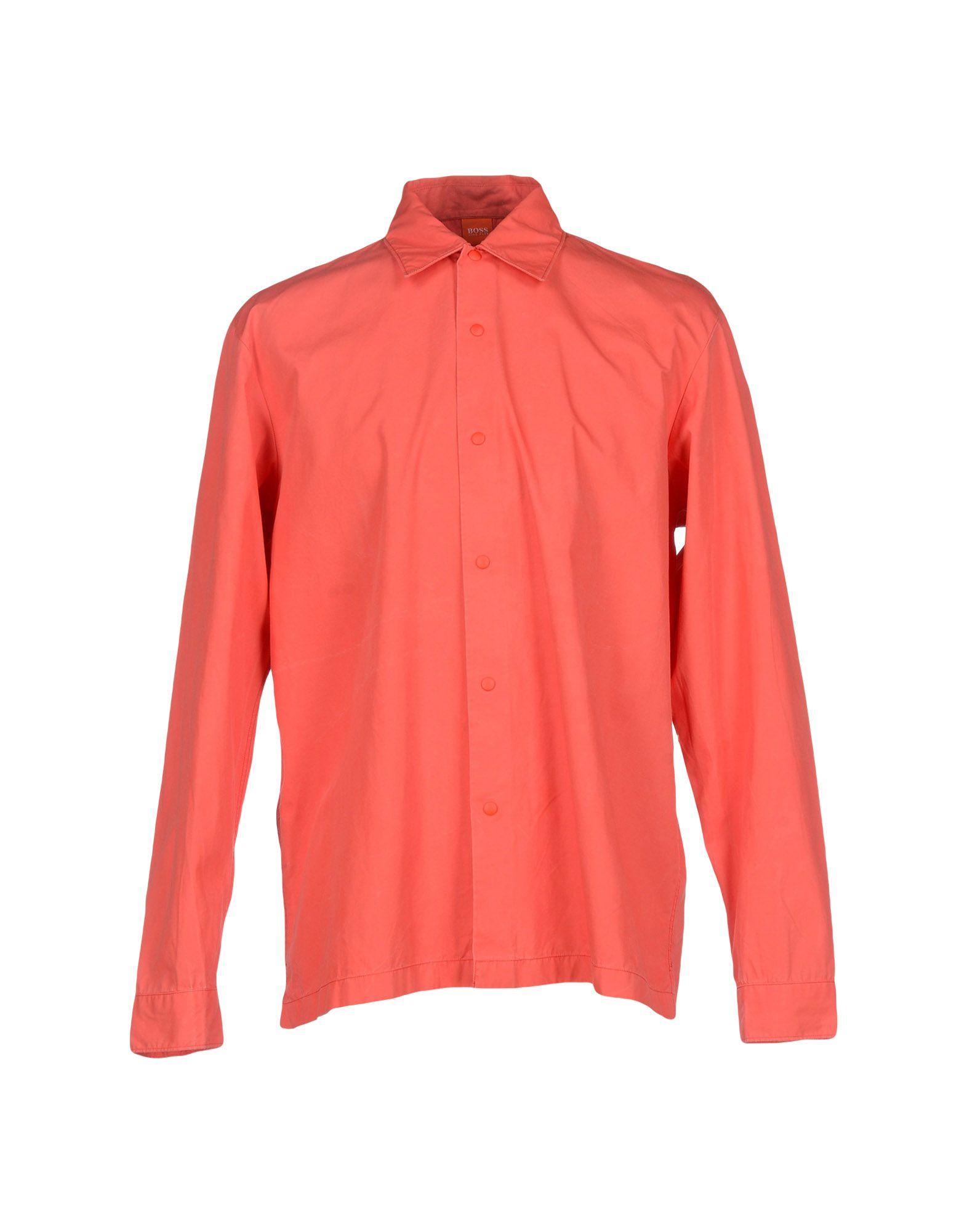 boss orange shirt men boss orange shirts 38520595tt on popscreen. Black Bedroom Furniture Sets. Home Design Ideas