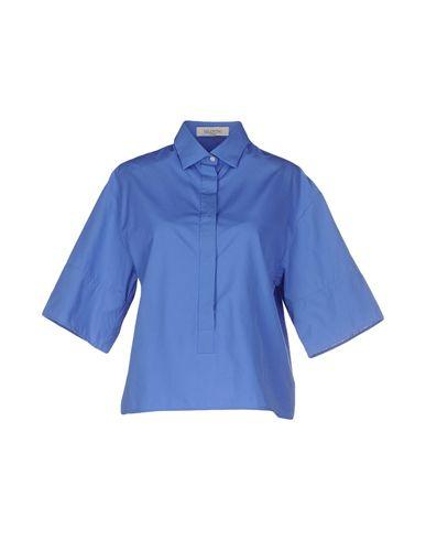 Chemises Et Chemisiers Valentino Lisses la sortie confortable BirqzzFQq
