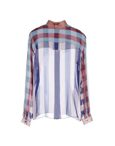 Chemises Rayées Cadre Vincenzo