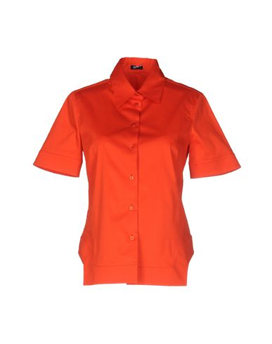vente boutique boutique en ligne Jil Chemises De La Marine Ponceuse Et Blouses Lisser la fourniture faux escompte combien wt9NXprC7