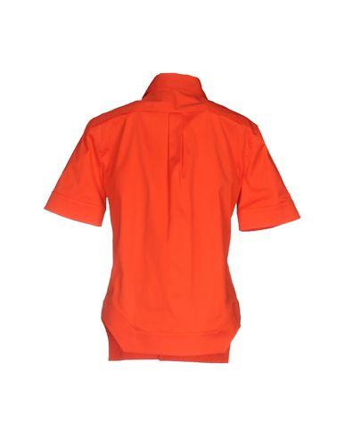 faux Jil Chemises De La Marine Ponceuse Et Blouses Lisser Livraison gratuite Footlocker vente boutique GieFnS5TLh
