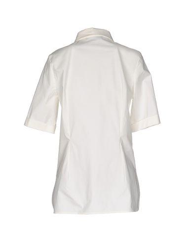 Les Copains Chemises Bleues Et Blouses Lisses choisir un meilleur original sortie rabais braderie chaud où trouver xNhNCwcnV