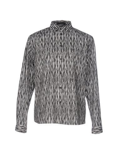 Christopher Kane Shirt Imprimé déstockage de dédouanement vente 100% d'origine bas prix rabais Orange 100% Original NUtLR