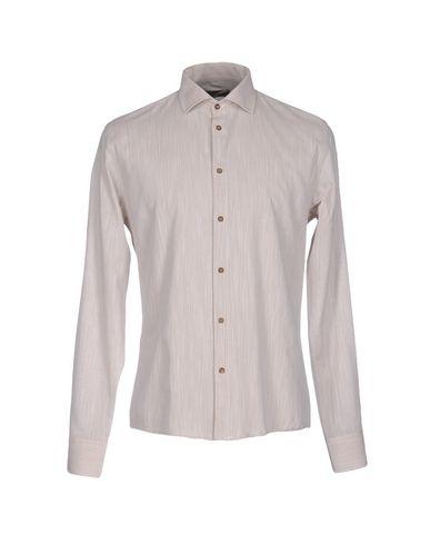 Messieurs Camisa Lisa Italiens prix livraison gratuite rmE655yR