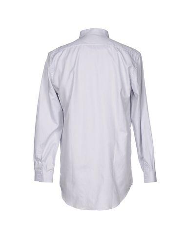 Les Costumes Anvers Camisa Lisa offres spéciales Xng60J