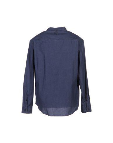 Armani Jeans Camisa Lisa vente authentique se sortie geniue stockist approvisionnement en vente réel à vendre réduction fiable 2PfhDoD