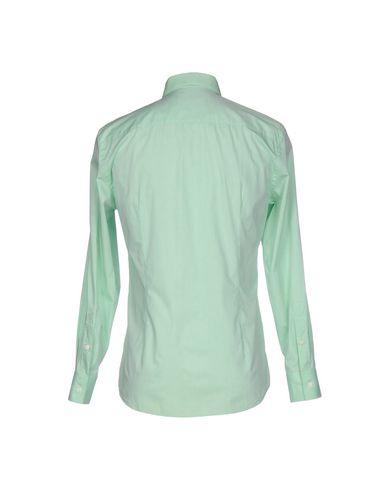 Footaction rabais Versace Collection Camisa Lisa jeu 2014 unisexe combien à vendre 7qHMaS8