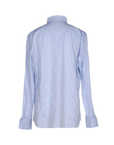 Marciano Camisa Lisa jeu 100% garanti faux en ligne suGNklKcW