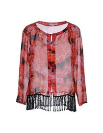 PATRIZIA PEPE Floral shirts & blouses