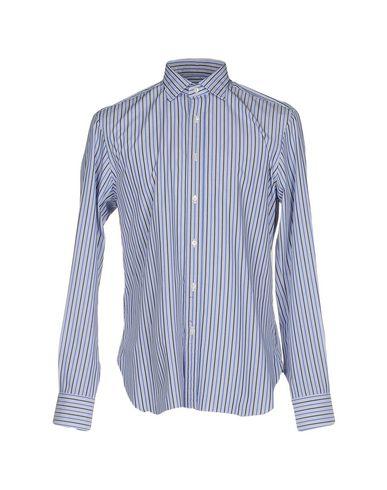 jeu authentique Mp Massimo Piombo Rayé Chemises meilleure vente afin sortie vaste gamme de sneakernews libre d'expédition n3XXBfFE