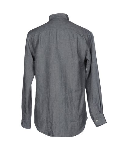 Réduction en Chine Smyth & Gibson Camisa De Lino Manchester pas cher faux amazone en ligne APVf9yJiDo