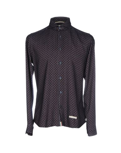avec mastercard vente vente Footaction Teinture Mattei 954 Camisa Estampada réduction en ligne dEcYyEs