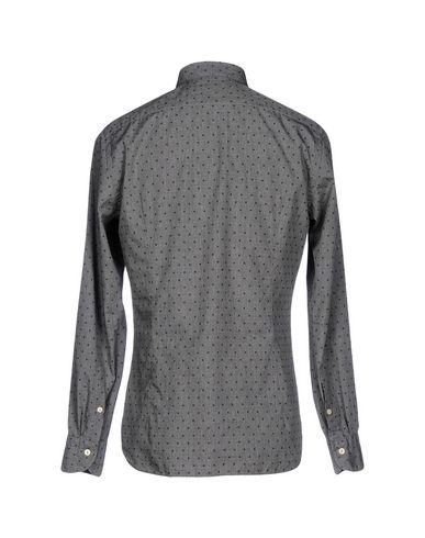 acheter en ligne sortie nouvelle arrivée Teinture Mattei 954 Camisa Estampada classique pas cher escompte combien magasin de vente B34PsAb