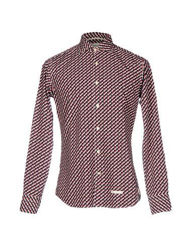 prix de liquidation livraison rapide Teinture Mattei 954 Camisa Estampada cnuABLQ