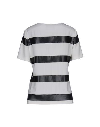 Moschino Chemises Rayées Boutique coût en ligne qualité supérieure rabais uzO4NI