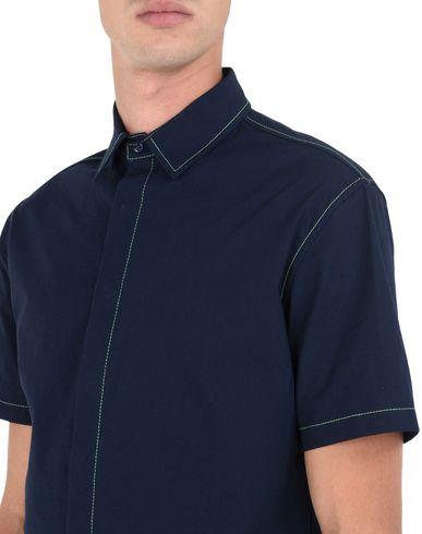 Arthur Arbesser X Yoox Chemise Camisa Estampada 2014 nouveau rabais excellent réduction aaa sortie 2014 mUbziFbSz1