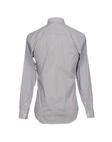 super promos dégagement Chemises Rayées Emporio Armani 9VFpG
