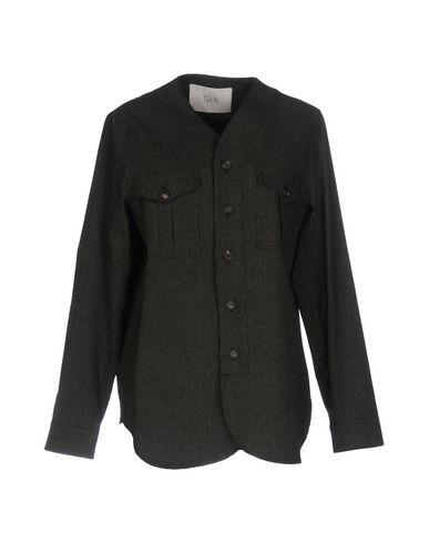Chemises Rayées De Tissu magasin de vente q8EZKOyd