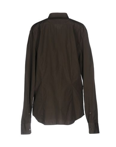 Neil Barrett Chemises Y Chemisiers Lisses vente ebay chaud offres en ligne PhelFJ6K7u