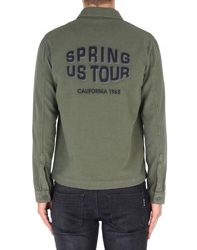 Les Kooples De La Camisa Lisa réduction eastbay boutique en ligne la sortie populaire Vente chaude 54rDdIm