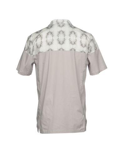 Shirt Imprimé Yoon rabais dernière Livraison gratuite vraiment pas cher Finishline OA3p4x