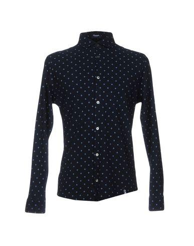 Drumohr Shirt Imprimé toutes tailles grande vente vente boutique pour Commerce à vendre sortie d'usine 7w6YrYTgG4