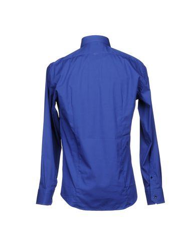 Tru Trussardi Camisa Lisa nouvelle remise Peu coûteux jeu vente offres boutique la sortie Inexpensive tXgpf1Woi