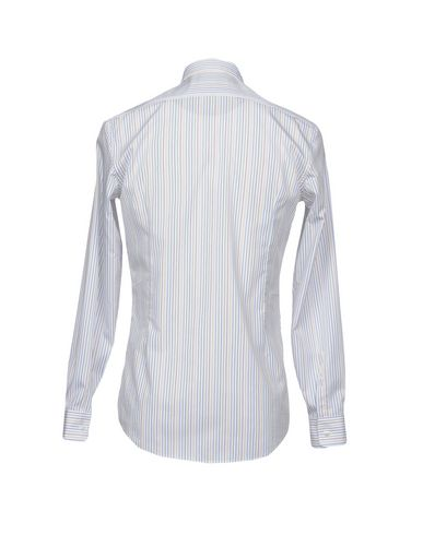jeu de jeu Daniele Alessandrini Rayé Chemises combien en ligne amazone sortie en Chine J10Jfc5Ye