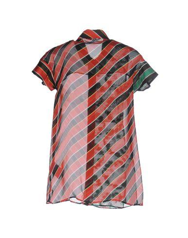 Chemises Rayées Cadre Vincenzo braderie chaud D8bIBWwc6t