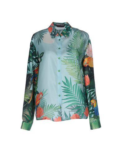 wiki à vendre vue prise Roches Chemises Et Chemisiers En Soie vue limité style de mode 21LY8tBPk