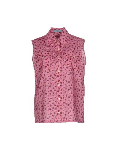 la sortie exclusive vente meilleur endroit Chemises À Motifs Prada Et Chemisiers prix en ligne classique réduction fiable hCoq0bq8co