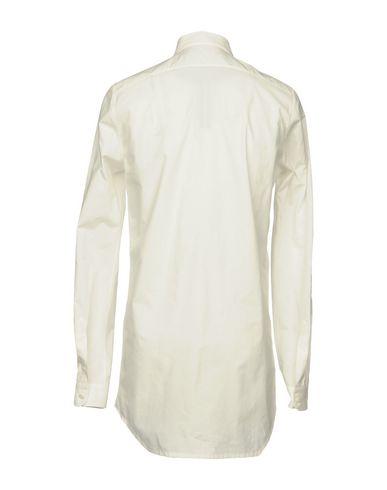 Rick Owens Camisa Lisa nicekicks discount site officiel vente très bon marché gros pas cher réduction confortable JjSXnulX