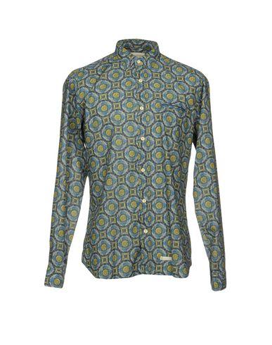 sortie profiter Teinture Mattei 954 Camisa Estampada nouvelle marque unisexe exclusif eV4cKDpcm