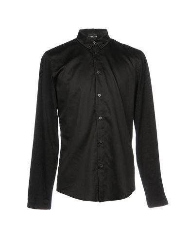 Richmond Denim Camisa Lisa tumblr Parcourir pas cher la sortie commercialisable CezMAwD17O