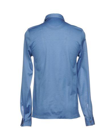 dernière ligne Réduction en Chine Les Copains Camisa Lisa wiki en ligne prix d'usine qT9sKd