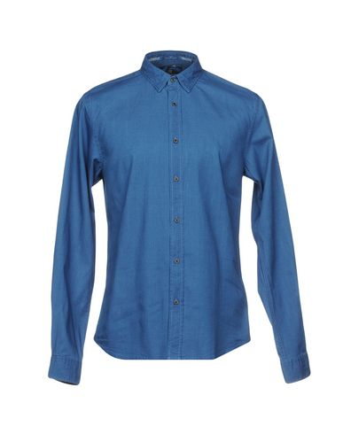 Scotch & Soda Camisa Lisa vente d'usine réduction 2015 vente images footlocker vente amazon PLiXD