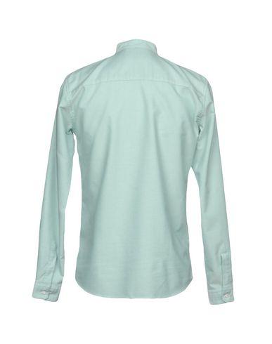 26.7 Twentysixseven Camisa Lisa pas cher marchand obtenir authentique dCK7L1x
