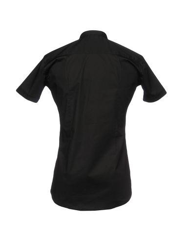 Takeshy Kurosawa Camisa Lisa vente sneakernews Footlocker à vendre vente 2015 achat vente y9zXDdWs