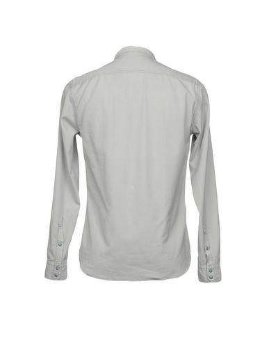 Atelier 36 Camisa Lisa livraison rapide bC3PdXY