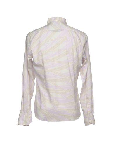nouveau limitée vente vraiment Collection Chemise Imprimée Versace vente bon marché sVn0NS