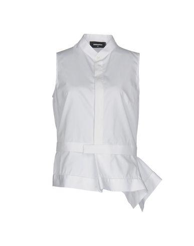 Shirts Dsquared2 Y Chemisiers Lisses parfait à vendre visite ZNxzWccdV