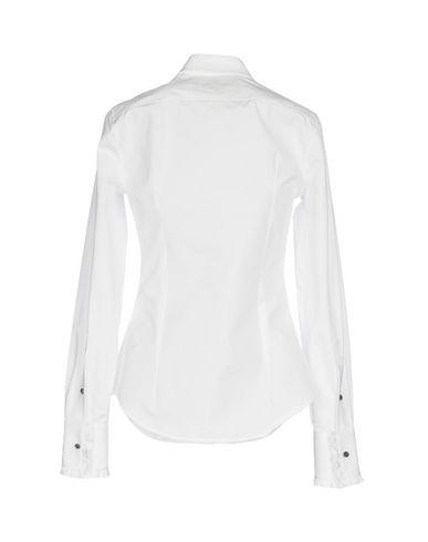 meilleur fournisseur vente recherche Shirts Dsquared2 Y Chemisiers Lisses sortie combien réel en ligne nouveau style uTFHBt