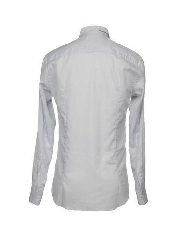 Versace Collection Camisa Lisa vente meilleure vente vente visite nouvelle prix pas cher 2mHYFvL